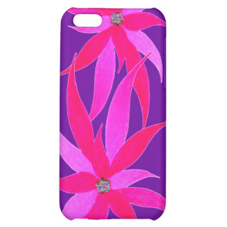 Hard Shell CaseART for iphone 4 4S by GABYforJULIE iPhone 5C Cover