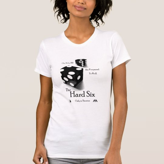 Hard Six Bar Exam T-Shirt