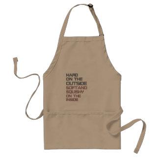 hard standard apron
