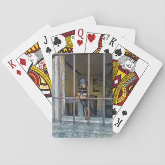 Hard Time Playing Cards