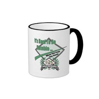 Hard To Be Humble 35th Birthday Gifts Ringer Mug