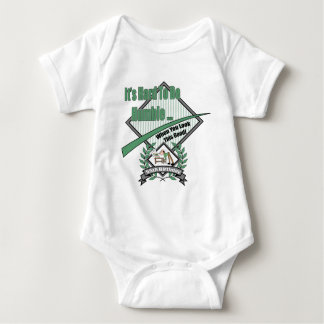 Hard To Be Humble 55th Birthday Gifts Baby Bodysuit