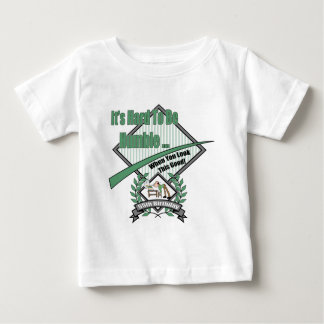 Hard To Be Humble 55th Birthday Gifts Infant T-Shirt