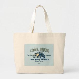 Hard Wok Memorabilia Canvas Bags
