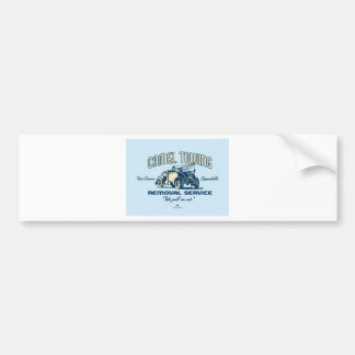 Hard Wok Memorabilia Bumper Sticker