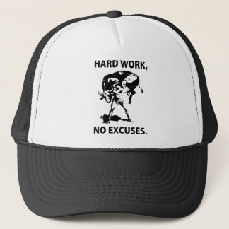 """Hard Work"" Trucker Hat"