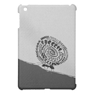 Hard working brings success motivational case for the iPad mini