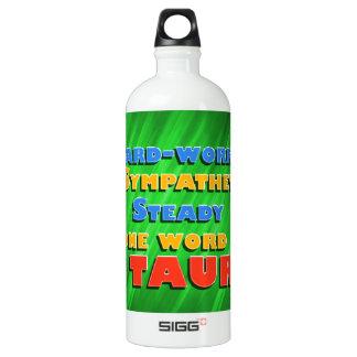 Hard-working, sympathetic, stead - TAURUS SIGG Traveller 1.0L Water Bottle