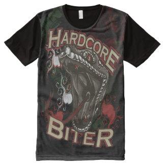 HardCore Biter All-Over Print T-Shirt