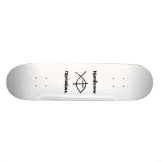 Hardcore Christian Competition Board Skate Boards