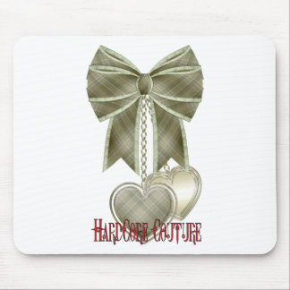 HardCore Couture - Bow Mouse Mat