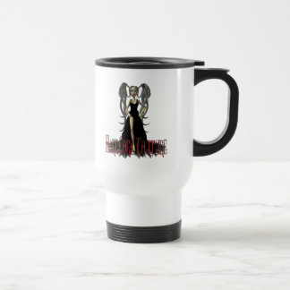 HardCore Couture Gothic Chic 6 Stainless Steel Travel Mug
