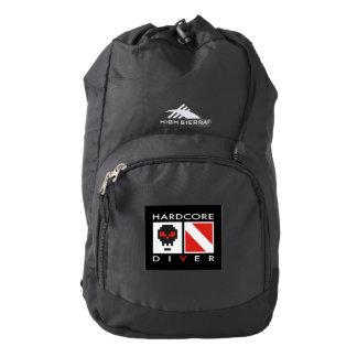Hardcore diver backpack