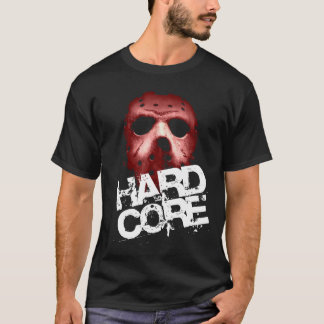 Hardcore Hockey Mask T-Shirt