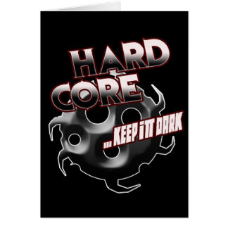 Hardcore music t shirt hat hoodie sticker poster greeting card