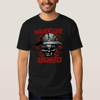 HARDCORE ROUGHNECK TEE SHIRTS