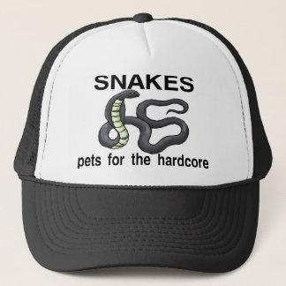 Hardcore Snakes Trucker Hat