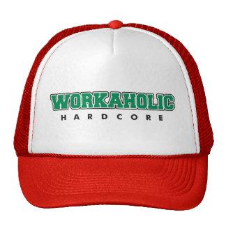 Hardcore Workaholic Mesh Hat