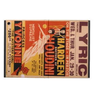 Hardeen - Brother of Houdini iPad Case