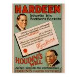 Hardeen , 'Houdini's Will' Vintage Theatre