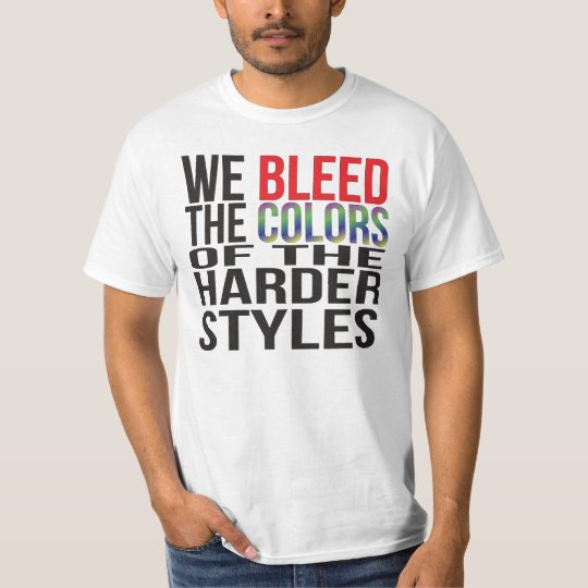Harder Styles Colours T-Shirt