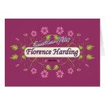 Harding ~ Florence Harding / Famous USA Women Cards