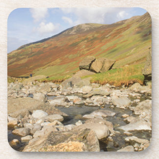 Hardknott Pass in the Lake District souvenir photo Coaster