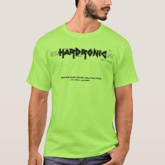 Hardronic Staff Green T-Shirt