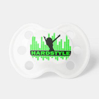 Hardstyle Dancer tempo design Pacifier