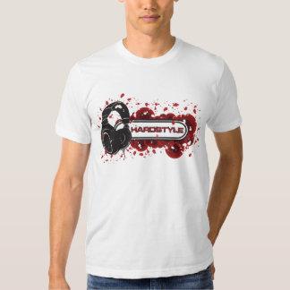 Hardstyle Headphones Shirt