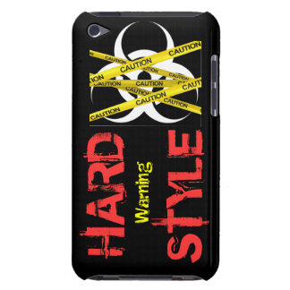 Hardstyle iPod case Barely There iPod Case