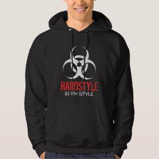 Hardstyle is my style hoodie