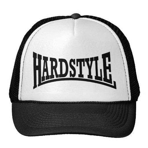 Hardstyle Logo Mesh Hat