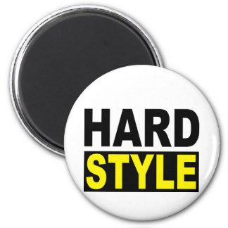 Hardstyle Refrigerator Magnets