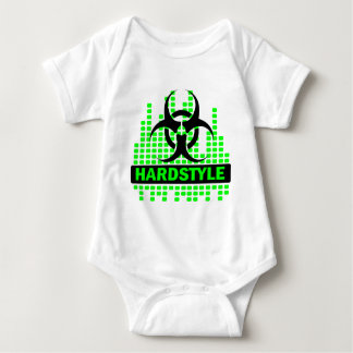 Hardstyle Tempo design Baby Bodysuit