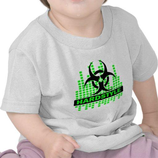 Hardstyle Tempo design Tshirts