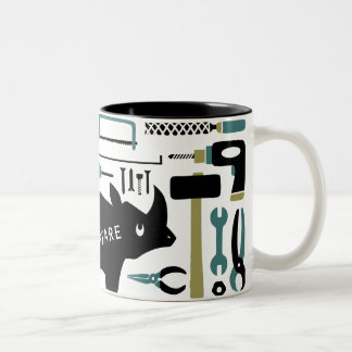 Hardware&Rhino Two-Tone Coffee Mug