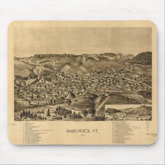 Hardwick Vermont in 1892 Mousepad