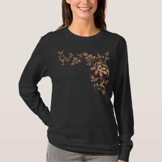 Hardwood Hill  Autumn Leaves T Shirt