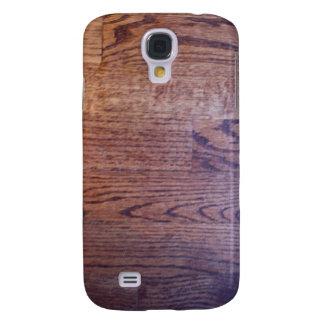 Hardwood Wood Texture Case Galaxy S4 Case