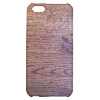 Hardwood Wood Texture Case iPhone 5C Covers