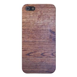 Hardwood Wood Texture Case iPhone 5 Cases