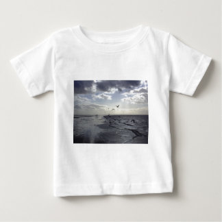 Hardy Walkers & Birds at the water's edge Baby T-Shirt