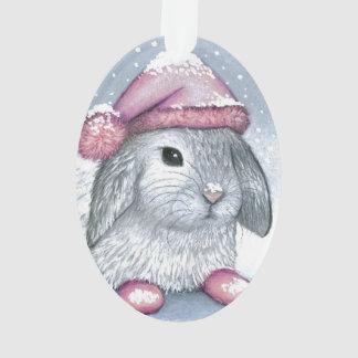 Hare 14 rabbit ornament