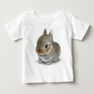 Hare 61 bunny rabbit baby T-Shirt