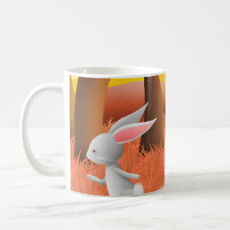 Hare and tortoise 1 - mug