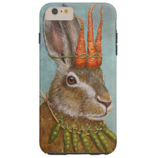 Hare apparent iPhone 6 tough case