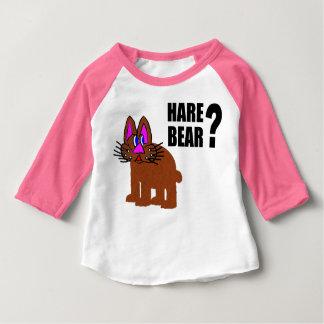 Hare Bear? Baby T-Shirt