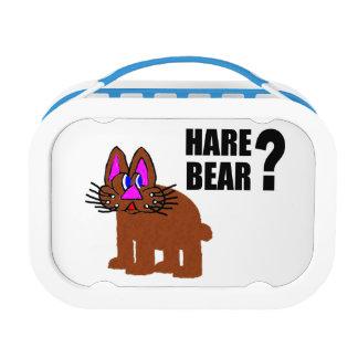 Hare Bear? Lunch Box