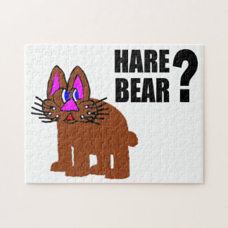 Hare Bear? Puzzles